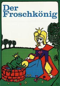 Der Froschkonig - 27 x 40 Movie Poster - German Style A