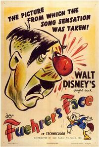 Der Fuehrer's Face - 11 x 17 Movie Poster - Style A