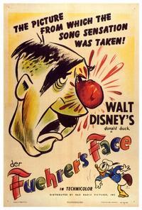 Der Fuehrer's Face - 27 x 40 Movie Poster - Style A