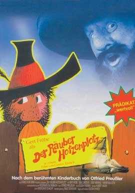 Der Rauber Hotzenplotz - 27 x 40 Movie Poster - German Style A