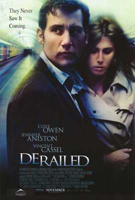 Derailed - 11 x 17 Movie Poster - Style A