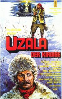 Dersu Uzala (the Hunter) - 11 x 17 Movie Poster - German Style A