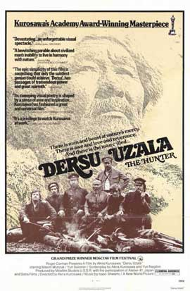 Dersu Uzala (the Hunter) - 11 x 17 Movie Poster - Style A