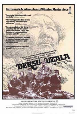 Dersu Uzala (the Hunter) - 27 x 40 Movie Poster - Style A
