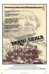 Dersu Uzala (the Hunter) - 43 x 62 Movie Poster - Bus Shelter Style A