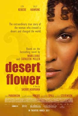 Desert Flower - 43 x 62 Movie Poster - Bus Shelter Style A