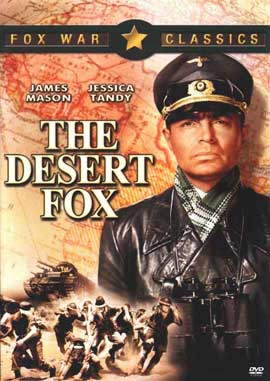 The Desert Fox - 11 x 17 Movie Poster - Style C
