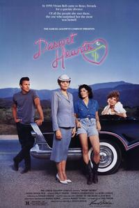 Desert Hearts - 43 x 62 Movie Poster - Bus Shelter Style A