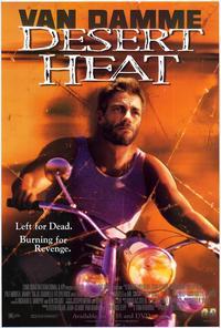 Desert Heat - 11 x 17 Movie Poster - Style A