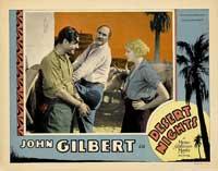 Desert Nights - 11 x 14 Movie Poster - Style B