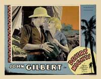 Desert Nights - 11 x 14 Movie Poster - Style F