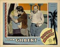 Desert Nights - 11 x 14 Movie Poster - Style G