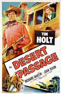 Desert Passage - 11 x 17 Movie Poster - Style A