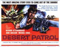 Desert Patrol - 11 x 14 Movie Poster - Style A