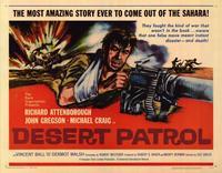 Desert Patrol - 22 x 28 Movie Poster - Half Sheet Style A