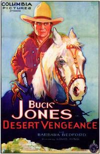 Desert Vengeance - 11 x 17 Movie Poster - Style A