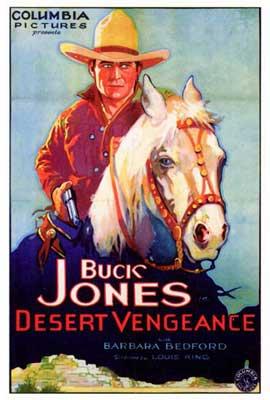 Desert Vengeance - 27 x 40 Movie Poster - Style A
