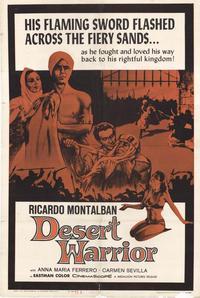 Desert Warrior - 27 x 40 Movie Poster - Style A
