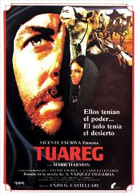 Desert Warrior - 11 x 17 Movie Poster - Spanish Style A
