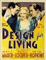 Design for Living - 27 x 40 Movie Poster - Style A