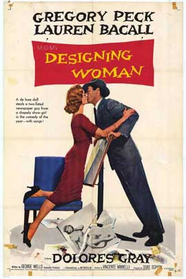 Designing Woman - 11 x 17 Movie Poster - Style A