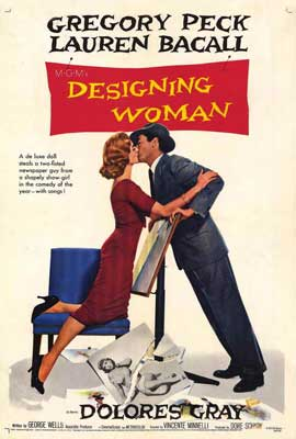 Designing Woman - 27 x 40 Movie Poster - Style A