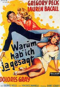 Designing Woman - 11 x 17 Movie Poster - German Style A
