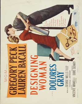 Designing Woman - 27 x 40 Movie Poster - Style C