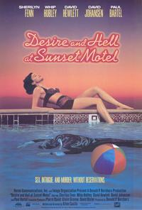 Desire and Hell at Sunset Motel - 27 x 40 Movie Poster - Style A