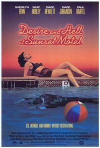 Desire and Hell at Sunset Motel - 43 x 62 Movie Poster - Bus Shelter Style A