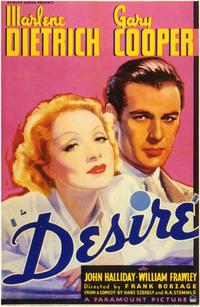 Desire - 11 x 17 Movie Poster - Style A