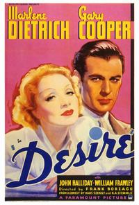 Desire - 27 x 40 Movie Poster - Style A