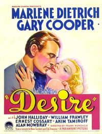 Desire - 27 x 40 Movie Poster - Style C