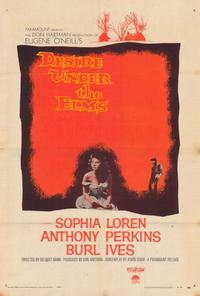 Desire Under the Elms - 27 x 40 Movie Poster - Style A