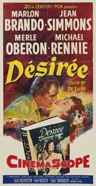 Desiree - 20 x 40 Movie Poster - Style A