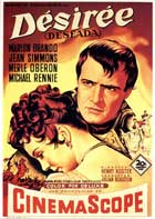 Desiree - 11 x 17 Movie Poster - Spanish Style B
