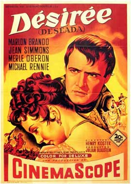 Desiree - 11 x 17 Movie Poster - Spanish Style A
