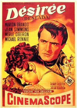 Desiree - 27 x 40 Movie Poster - Spanish Style A