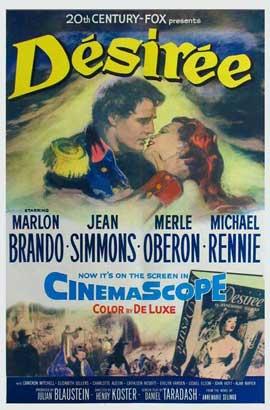Desiree - 11 x 17 Movie Poster - Style B