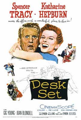 Desk Set - 27 x 40 Movie Poster - Style A