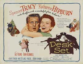 Desk Set - 22 x 28 Movie Poster - Half Sheet Style A