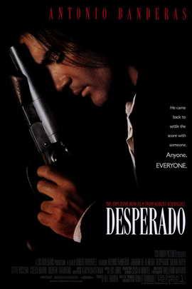 Desperado - 11 x 17 Movie Poster - Style A