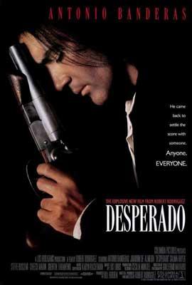 Desperado - 27 x 40 Movie Poster - Style A