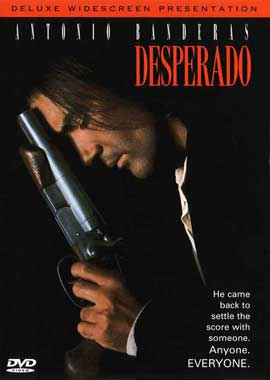 Desperado - 11 x 17 Movie Poster - Style B