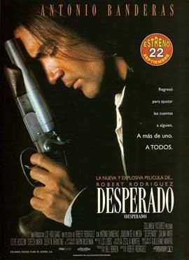 Desperado - 11 x 17 Movie Poster - Spanish Style A