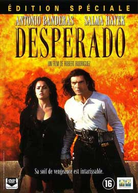 Desperado - 27 x 40 Movie Poster - French Style A