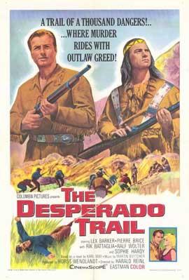 Desperado Trail - 11 x 17 Movie Poster - Style A