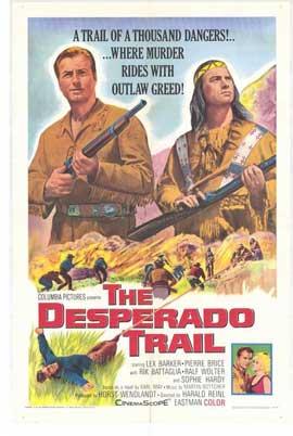 Desperado Trail - 27 x 40 Movie Poster - Style A