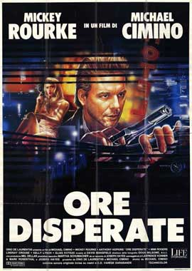 Desperate Hours - 11 x 17 Movie Poster - Italian Style A