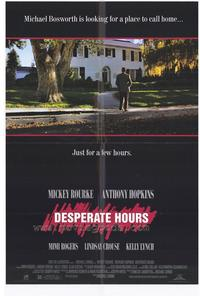 Desperate Hours - 27 x 40 Movie Poster - Style A